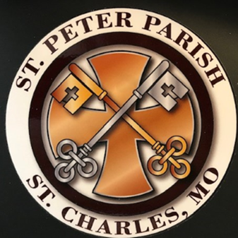 NEW! Parish Window Clings Available